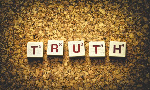 Ehrlichkeit – These & Realität