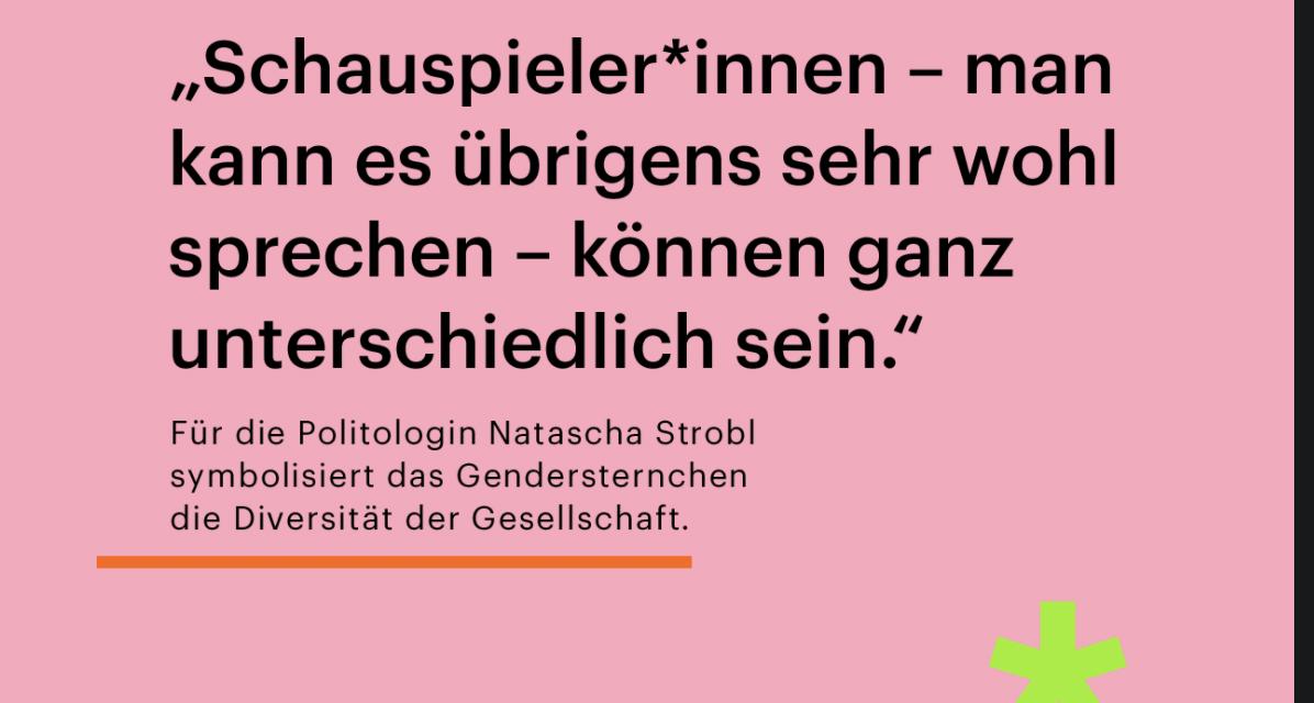 Deutschlandradio und das Gendern