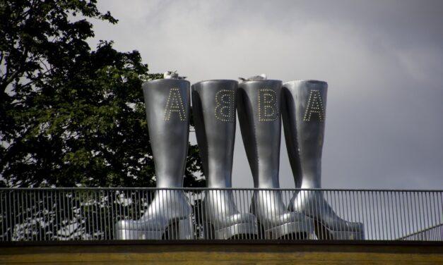 ABBA: Tack ska du ha!!